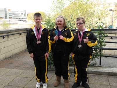Success at the Down Syndrome European Gala!