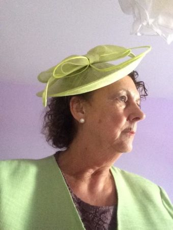 The QUEEN honoured Pauline with THE BRITISH EMPIRE MEDAL FOR SERVICES TO SWIMMING & PEOPLE WITH DOWN'S SYNDROME