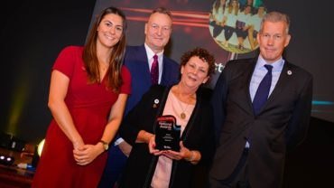 Electric Eels add Swim England Club of the Year title to awards haul