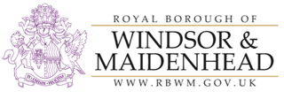 With thanks for your support to The Royal Borough of Windsor and Maidenhead